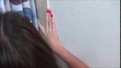 Мамка научила красивую дочь жесткому траху #9